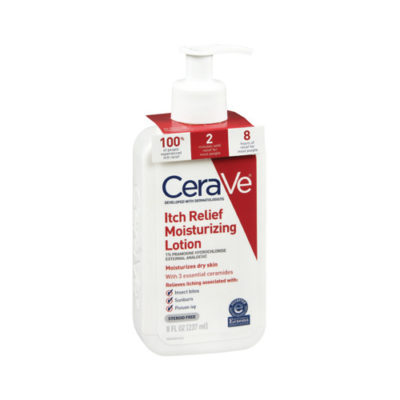 cerave itch relief