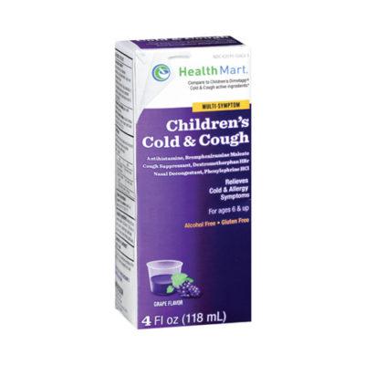 healthmard cold & cough