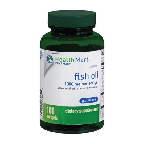 healthmart fishoil