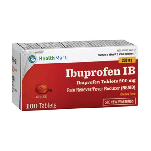 healthmart ibuprofen ib