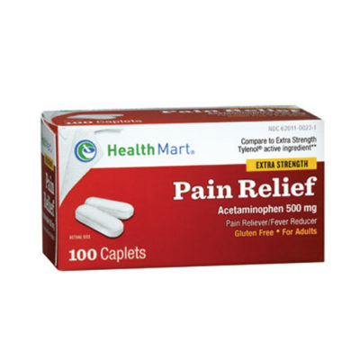 healthmart pain relief