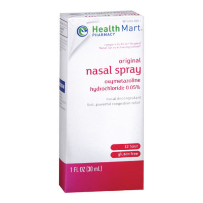 healthmart saline spray