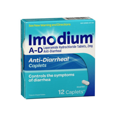 imodium anti dirrheal