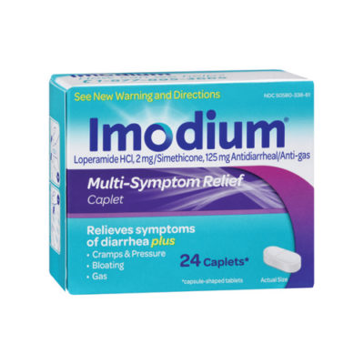 imodium multi symptom relief