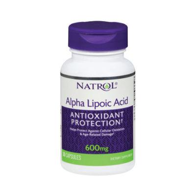 natrol lipic acid